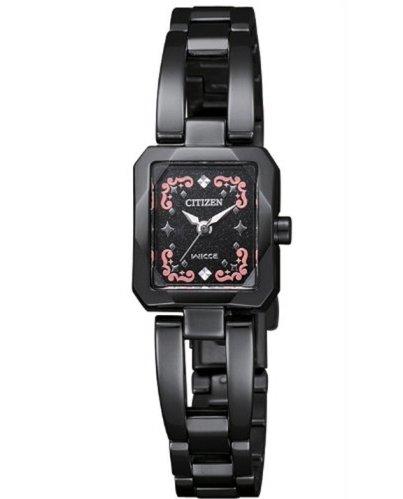 นาฬิกาข้อมือผู้หญิง Citizen Eco-Drive รุ่น EW5469-55E, WICCA Analog Dress