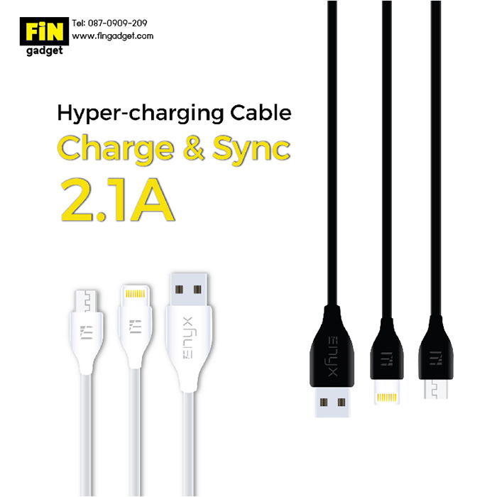 สายชาร์จ ENYX Hyper Charging Cable