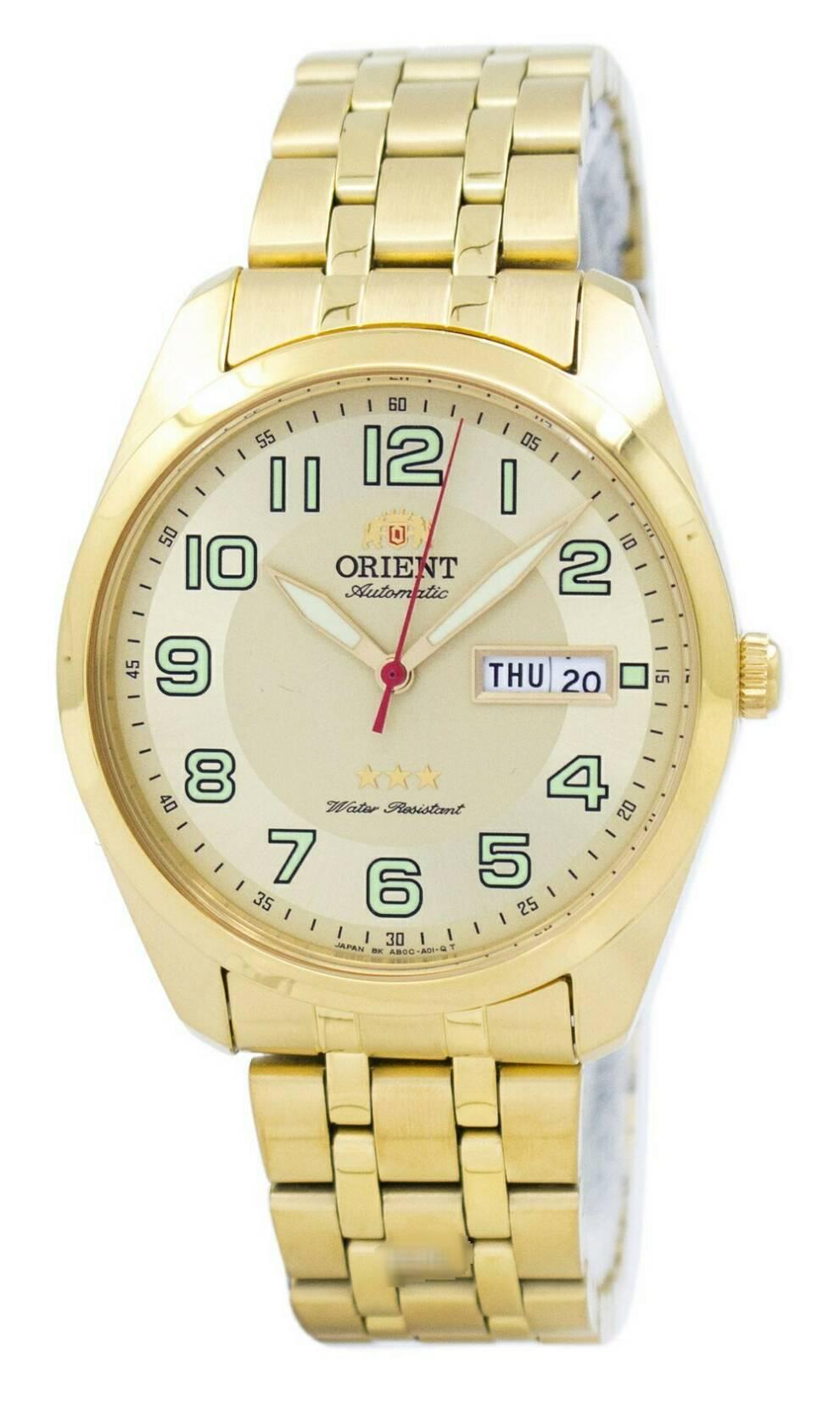 นาฬิกาผู้ชาย Orient รุ่น SAB0C005C9, Automatic Men's Watch