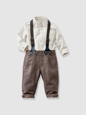 ID474- เสื้อ+กางเกง 5 ชุด /แพค ไซส์ 80-120