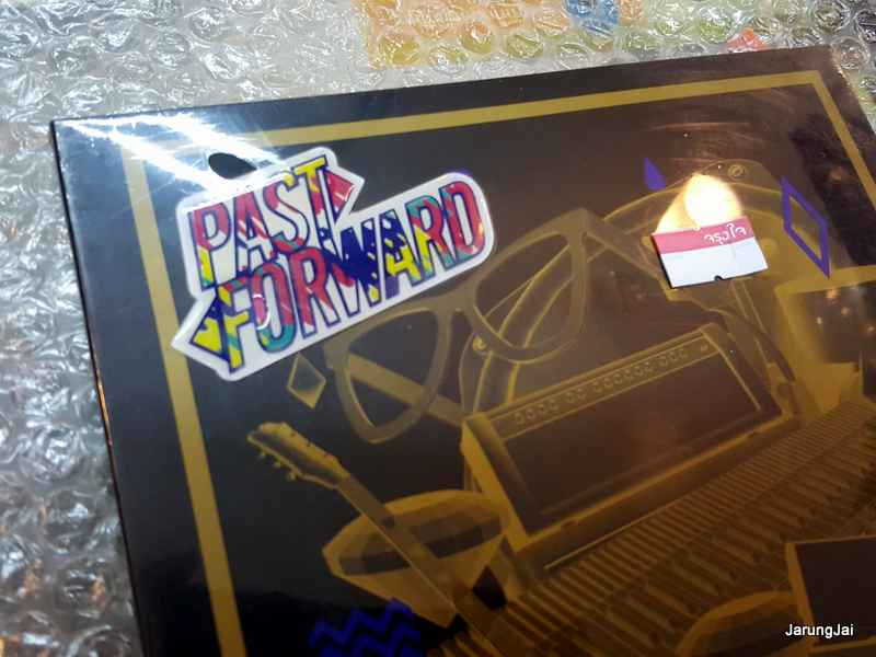 DVD + CD Past Forward