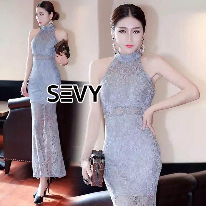 Type : Maxi dress