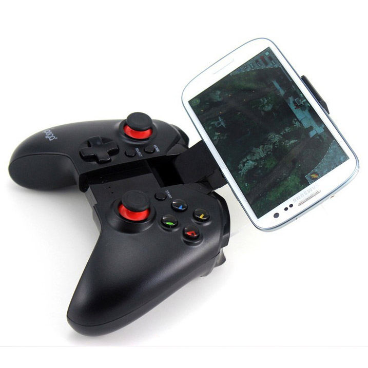 จอยเกมส์มือถือ บูลทูลไร้สาย iPega PG-9037 สำหรับ iOS,Android,PC