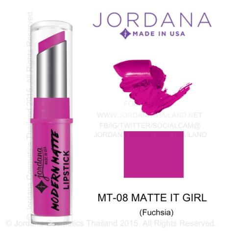 Matte It Girl