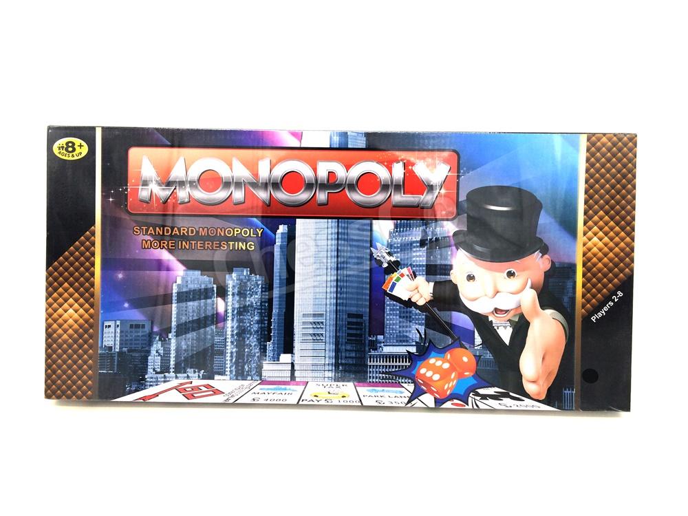 เกมเศรษฐี Monopoly
