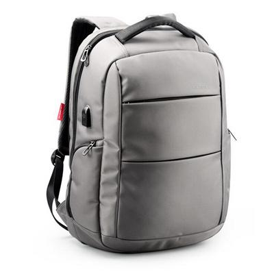 NB05 กระเป๋าทำงาน กระเป๋าโน๊ตบุ๊ค สีเทา ขนาด 28.5 ลิตร