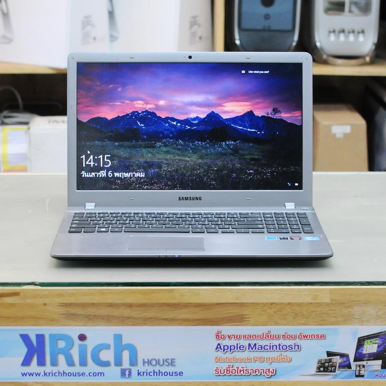 Samsung Series 5 Core i5-3230M 2.6 GHz RAM 8GB HDD 500GB Display 15.6-Inch HD AMD Radeon HD 8750M 1GB