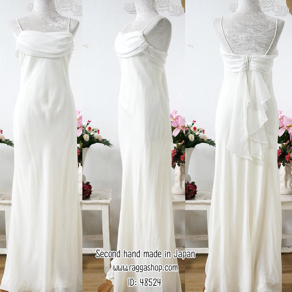 48524 36-30-38 ราตรียาวสีขาว(ID 7348 จองคะ)