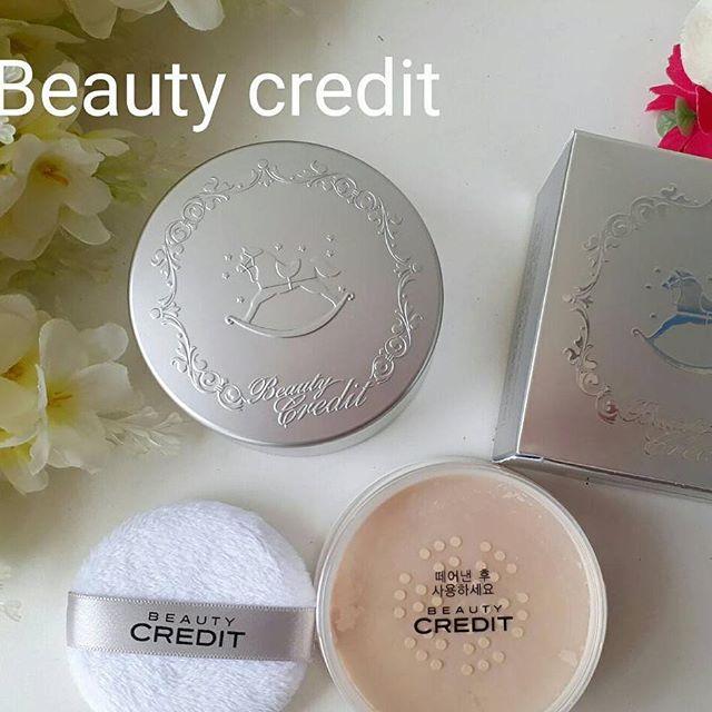 �ล�าร���หารู��า�สำหรั� Beauty Credit Lovely face powder