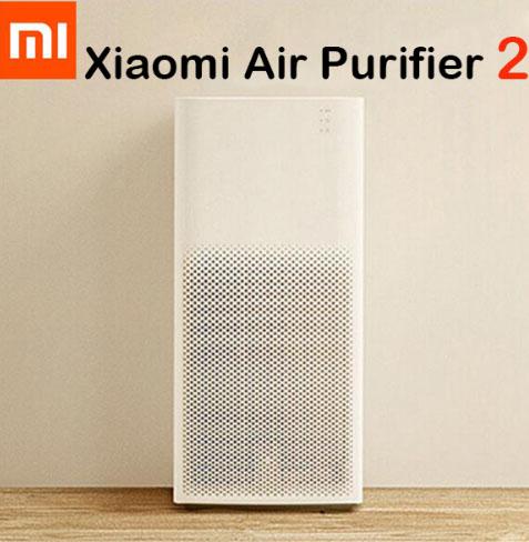 Mi Purifier 2 เครื่องกรองอากาศ V2 ประกันศูนย์ xiaomi ไทย