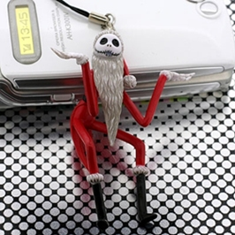 พวงกุญแจ The Nightmare Before Christmas (Santa Jack)