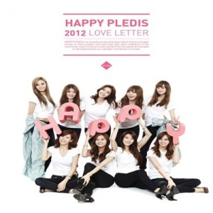 "[PRE-ORDER] After School & Son Dam Bi - Happy PLEDIS 2012 ""Love Letter"""