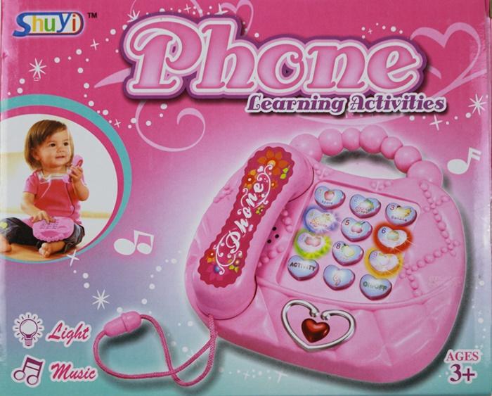 โทรศัพท์รูปหัวใจ