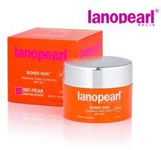 ลาโนเพิร์ล-Lanopearl Bondi Sun SPF 30+ 50 ml.