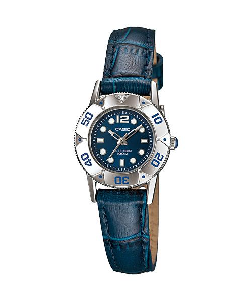 นาฬิกา คาสิโอ Casio STANDARD Analog'women รุ่น LTD-2001L-2AV
