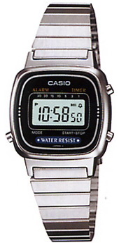 นาฬิกา คาสิโอ Casio STANDARD DIGITAL รุ่น LA-670WA-1D