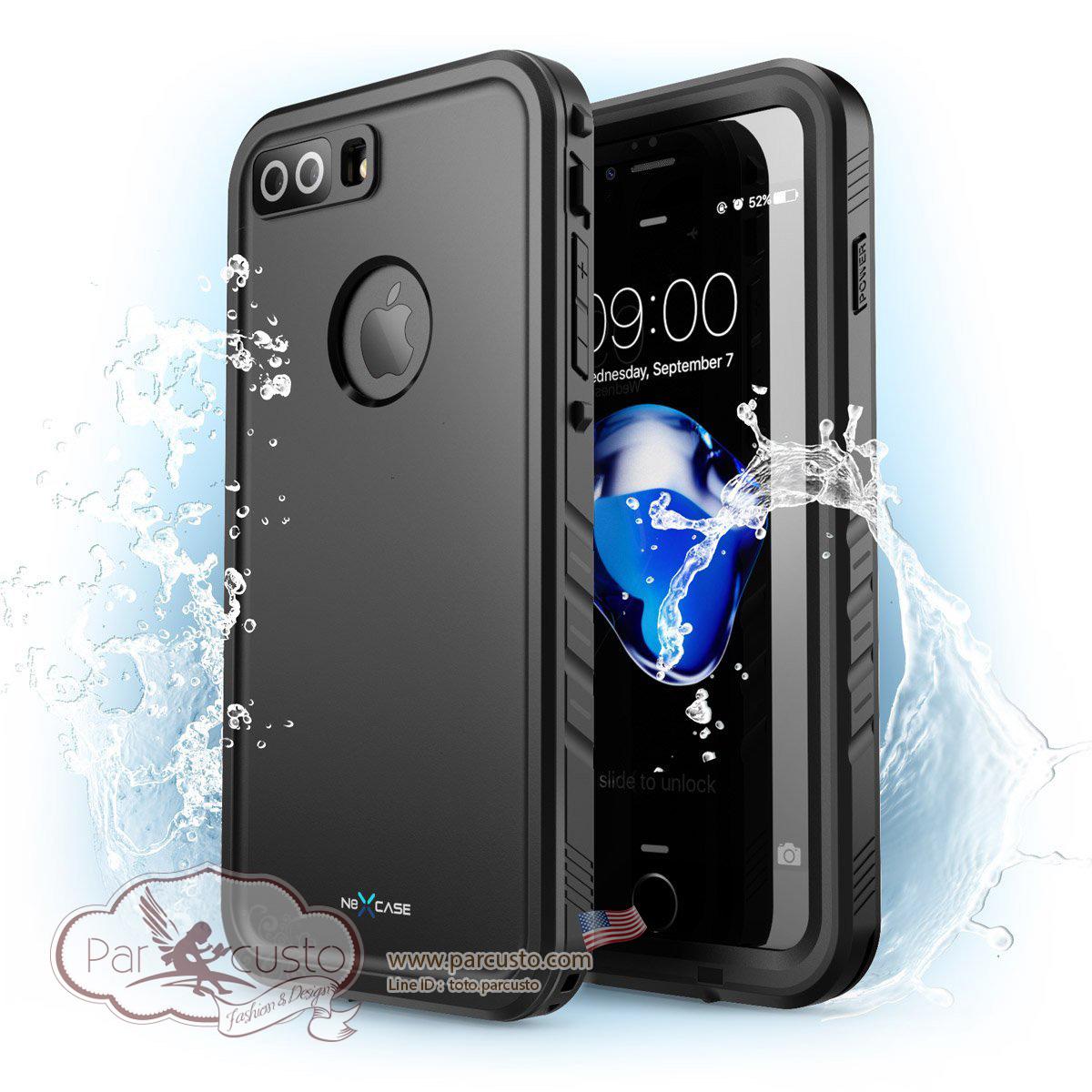 เคสกันน้ำกันกระแทก Apple iPhone 7 Plus [Waterproof ] จาก NexCase [Pre-order USA]