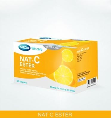 Nat-C Ester 30 sachets
