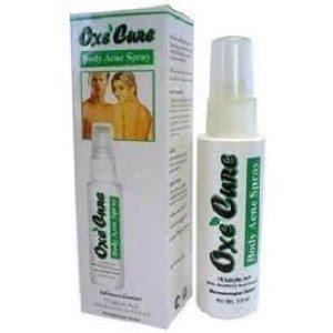 Oxe' Cure body acne spray
