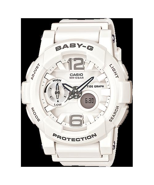 นาฬิกา คาสิโอ Casio Baby-G Standard ANALOG-DIGITAL รุ่น BGA-180-7B1