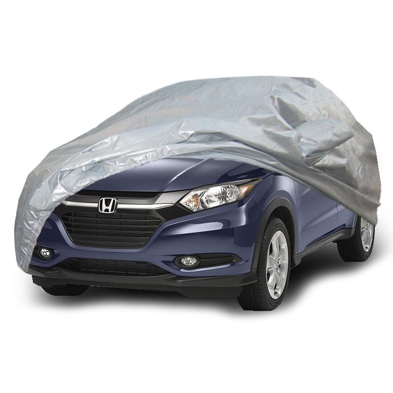 ผ้าคลุมรถเข้ารูป100% รุ่น S-Coat Cover สำหรับรถ HONDA HRV ปี 2015-2019