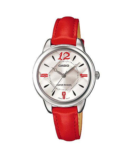 นาฬิกา คาสิโอ Casio STANDARD Analog'women รุ่น LTP-1387L-4B1 ของแท้ รับประกัน 1 ปี