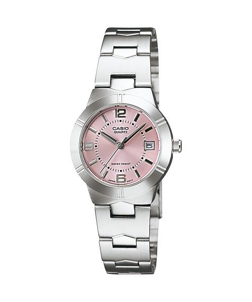 นาฬิกา คาสิโอ Casio STANDARD Analog'women รุ่น LTP-1241D-4AV ของแท้ รับประกัน 1 ปี