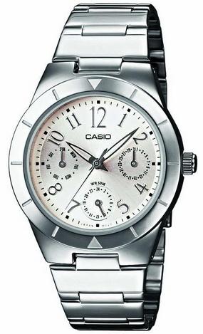 นาฬิกา คาสิโอ Casio STANDARD Analog'women รุ่น LTP-2069D-2A2