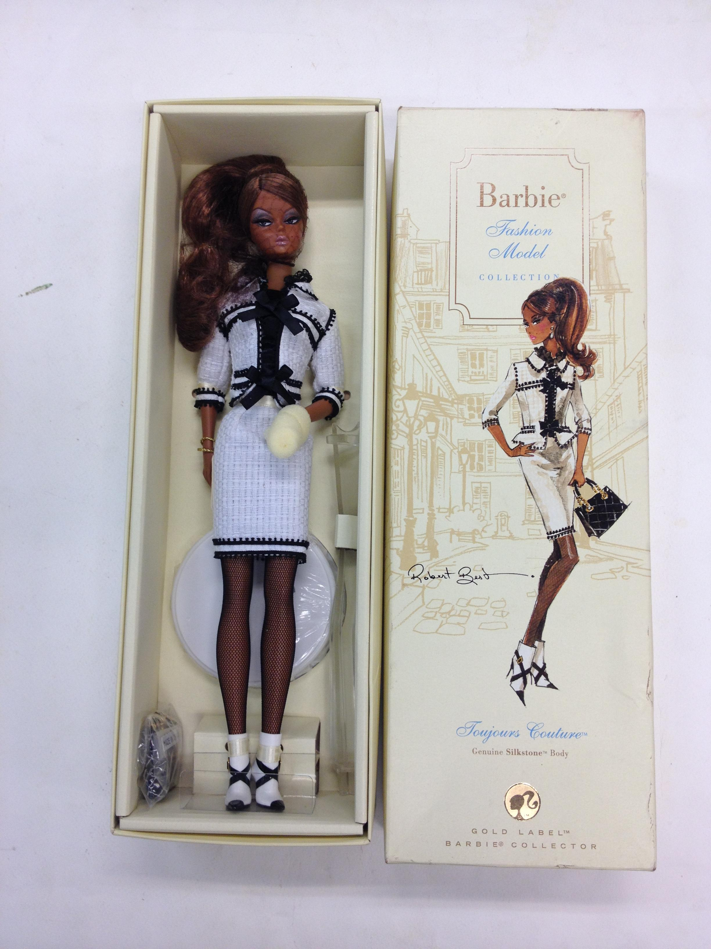 "Barbie fashion model collection ""Joujoure Couture"""