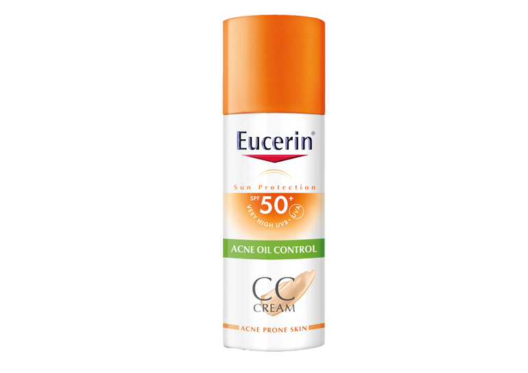 EUCERIN Sun dry touch cc cream 50ml