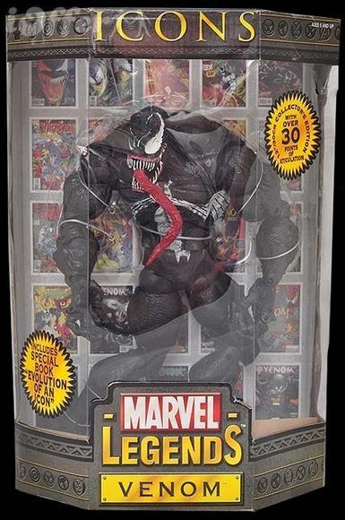 Marvel Legends Icons Venom 12 Inch Figure NEW