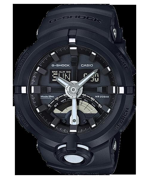 นาฬิกา Casio G-Shock Standard ANALOG-DIGITAL รุ่น GA-500-1A ของแท้ รับประกัน1ปี