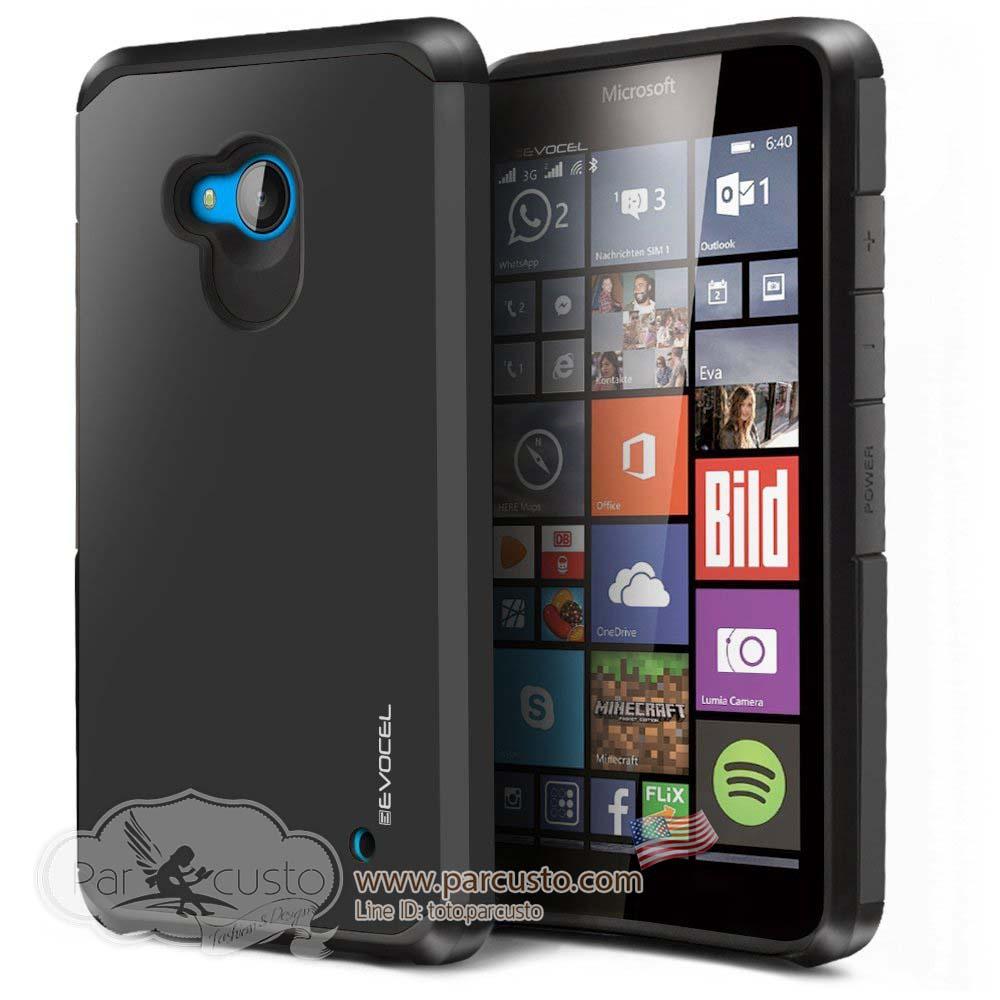 เคสกันกระแทก Microsoft Lumia 640 LTE จาก Evocel® [Pre-order USA]