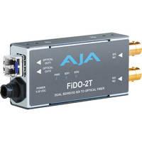 AJA FiDO-2T SDI/Optical Fiber Mini-Converter