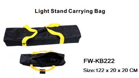 Batteries, Chargers, On-Camera Light Accessries, Cases & Bags FW-KB222