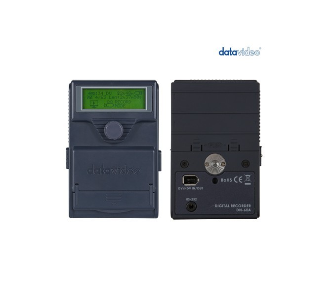 Datavideo Recorder in CF Card