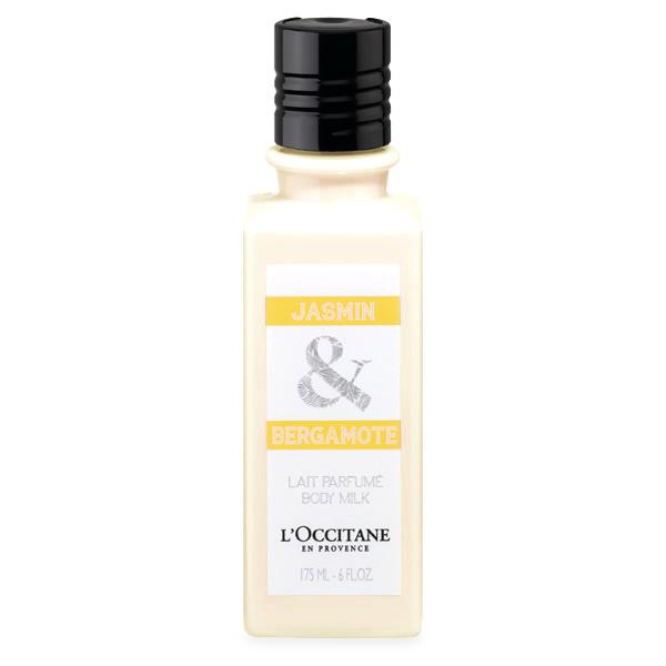 L'Occitane Jasmin & Bergamote Perfumed Body Milk 175 ml. หอมอ่อนๆ นุ่มๆ ของดอกมะลิคะ ผิวจะเนียนนุ่ม ชุ่มชื่นแล้ว ให้กลิ่นหอมติดผิว *ลดพิเศษ 50%*