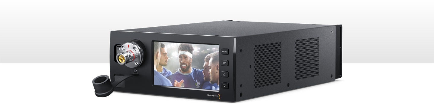 Blackmagic Studio Fiber Converter