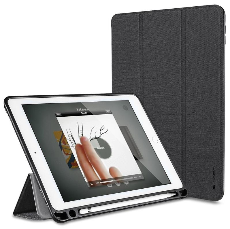 (เคส iPad Pro 10.5) - iVAPO งานแท้ มีที่เก็บปากกา Apple Pencil