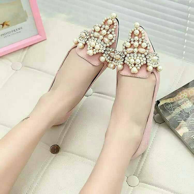*รองเท้าคัชชูเกาหลี *