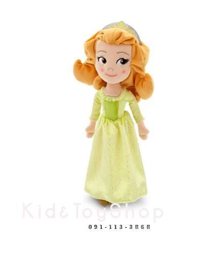 ตุ๊กตาผ้าเจ้าหญิง Amber เรื่อง Sofia the first