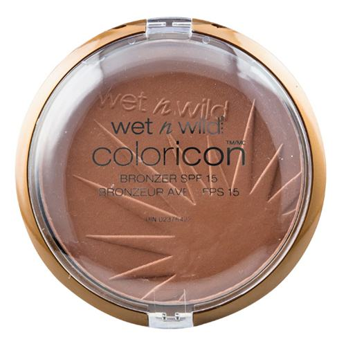 Wet n Wild Color Icon Bronzer SPF15 #740 Bikini Contest