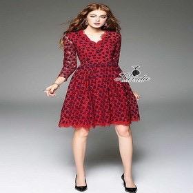 Lavida Fashionable embossed