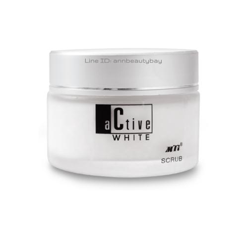 MTI Active White Scrub