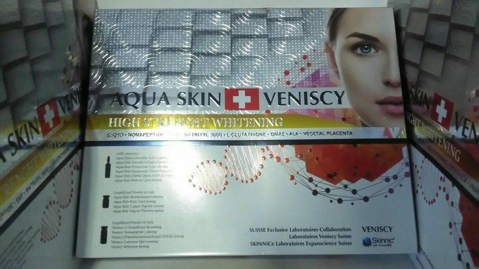Aqua skin+Veniscy