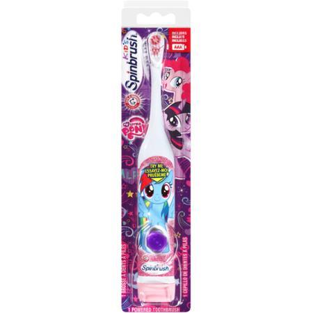 แปรงสีฟันไฟฟ้าสำหรับเด็กArm & Hammer Kid's Spinbrush My Little Pony