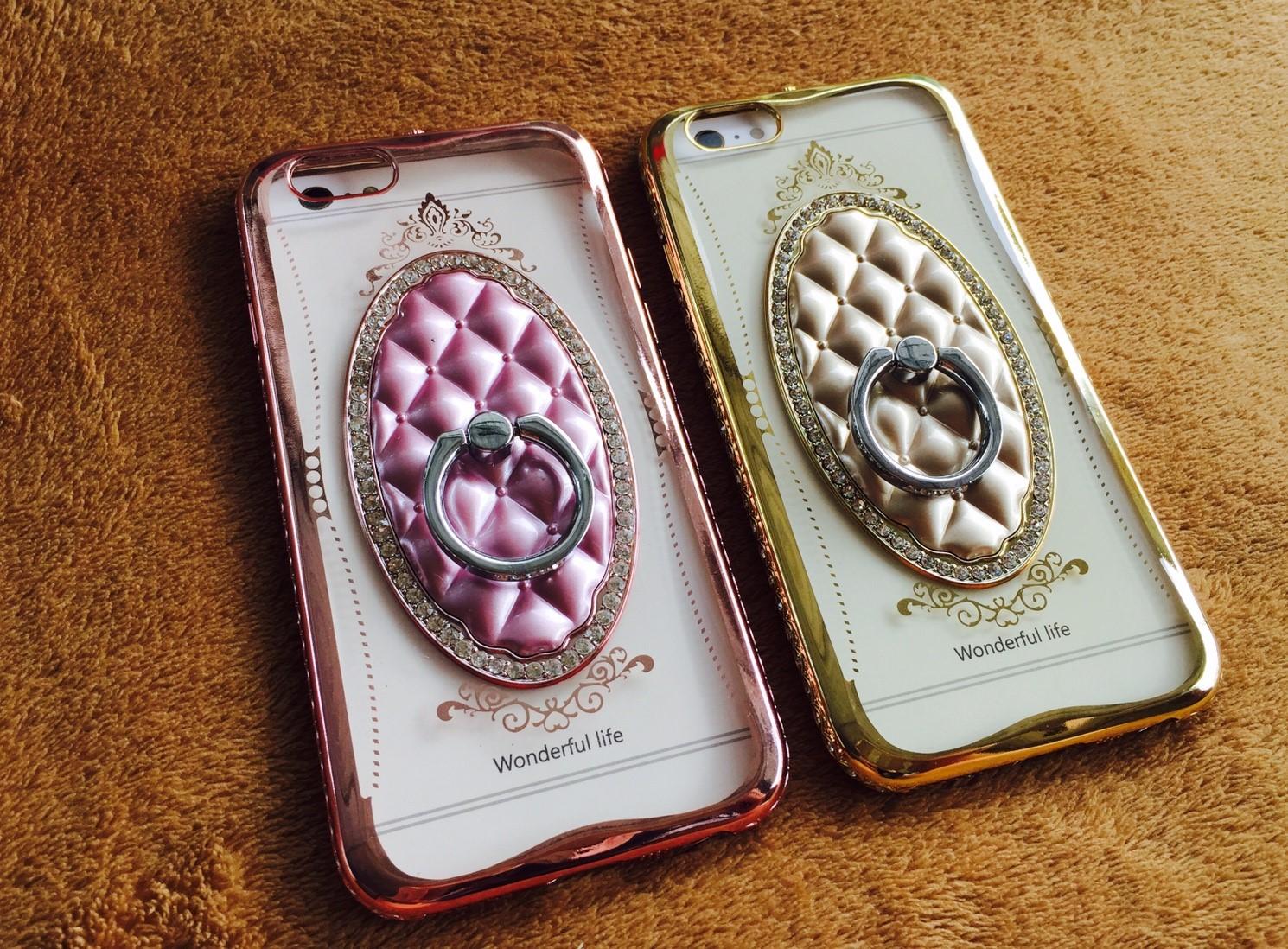 TPU Princess(มีแหวนตั้งได้) iphone6/6s