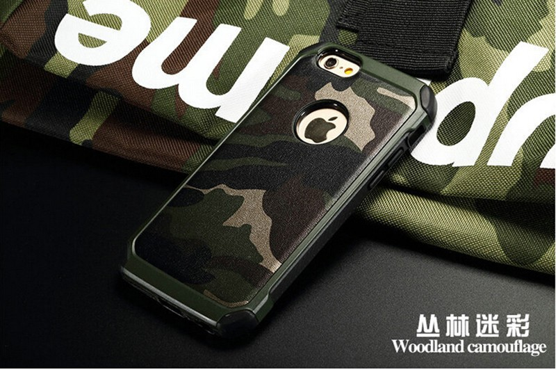 Nx Case ลายพรางเขียว iphone7plus/iphone8 plus(ใช้เคสตัวเดียวกัน)
