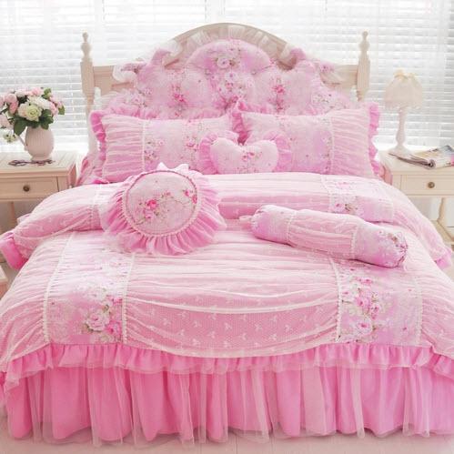 Pre-order ผ้าปูที่นอนเจ้าหญิง