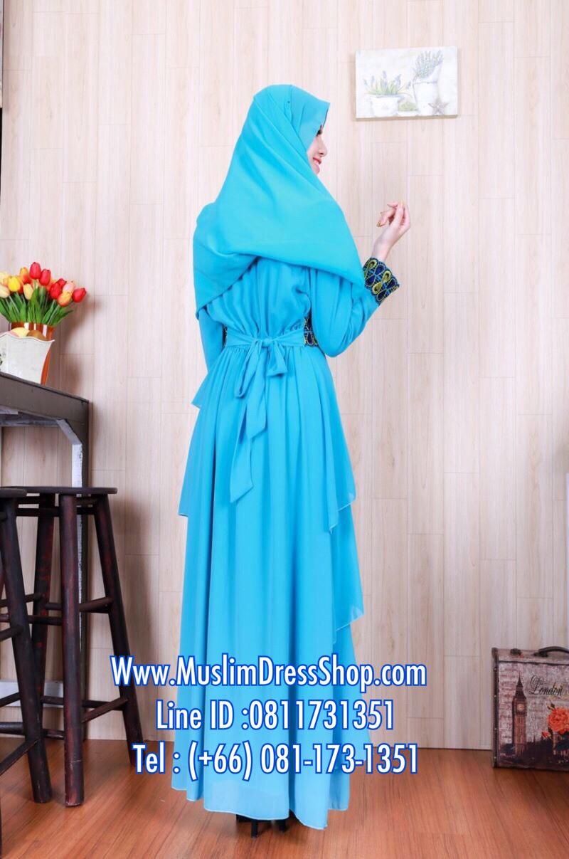 ชุดเดรสมุสลิมแฟชั่นพร้อมผ้าพัน ชุดเดรสชีฟองแต่งไหมปัก ID : SiLk0000001 MuslimDressShop by HaRiThah S. จำหน่าย เดรสมุสลิมไซส์พิเศษ ชุดมุสลิม, เดรสยาว, เสื้อผ้ามุสลิม, ชุดอิสลาม, ชุดอาบายะ. ชุดมุสลิมสวยๆ เสื้อผ้าแฟชั่นมุสลิม ชุดมุสลิมออกงาน ชุดมุสลิมสวยๆ ชุด มุสลิม สวย ๆ ชุด มุสลิม ผู้หญิง ชุดมุสลิม ชุดมุสลิมหญิง ชุด มุสลิม หญิง ชุด มุสลิม หญิง เสื้อผ้ามุสลิม ชุดไปงานมุสลิม ชุดมุสลิม แฟชั่น สินค้าแฟชั่นมุสลิมเสื้อผ้าเดรสมุสลิมสวยๆงามๆ ... เดรสมุสลิม แฟชั่นมุสลิม, เดเดรสมุสลิม, เสื้ออิสลาม,เดรสใส่รายอ แฟชั่นมุสลิม ชุดมุสลิมสวยๆ จำหน่ายผ้าคลุมฮิญาบ ฮิญาบแฟชั่น เดรสมุสลิม แฟชั่นมุสลิแฟชั่นมุสลิม ชุดมุสลิมสวยๆ เสื้อผ้ามุสลิม แฟชั่นเสื้อผ้ามุสลิม เสื้อผ้ามุสลิมะฮ์ ผ้าคลุมหัวมุสลิม ร้านเสื้อผ้ามุสลิม แหล่งขายเสื้อผ้ามุสลิม เสื้อผ้าแฟชั่นมุสลิม แม็กซี่เดรส ชุดราตรียาว เดรสชายหาด กระโปรงยาว ชุดมุสลิม ชุดเครื่องแต่งกายมุสลิม ชุดมุสลิม เดรส ผ้าคลุม ฮิญาบ ผ้าพัน เดรสยาวอิสลาม -
